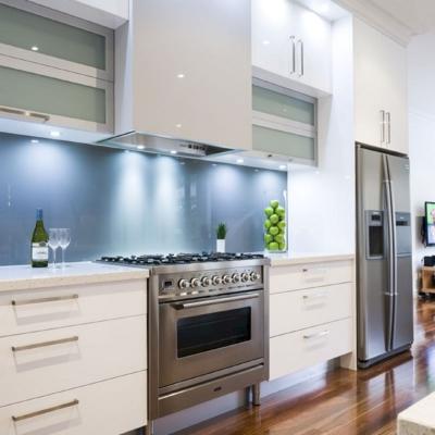 cocina blanca moderna