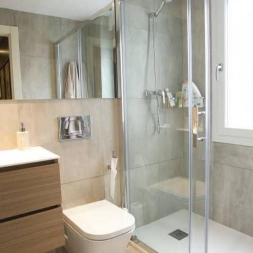 mueble de baño alcantarilla